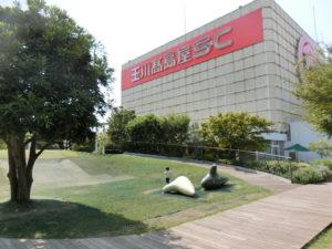 玉川高島屋のフォレストガーデン