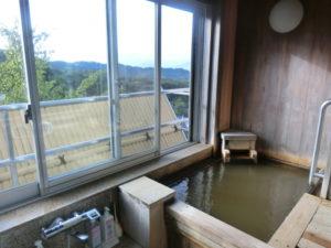 森秋旅館の温泉