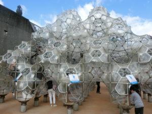 彫刻の森美術館 シャボン玉のお城